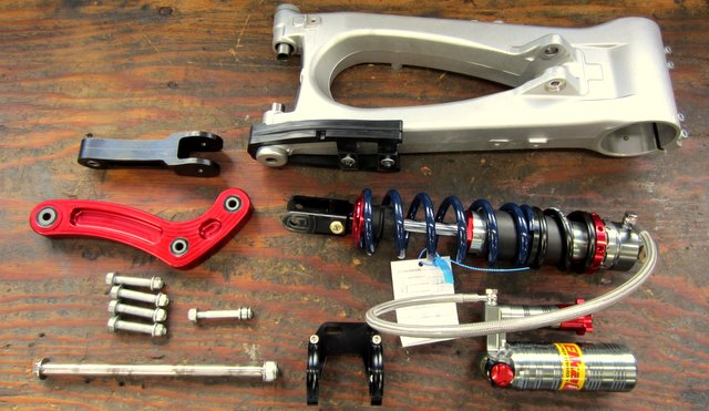 Honda TRX450R Race Quad Build Dirt First Racing