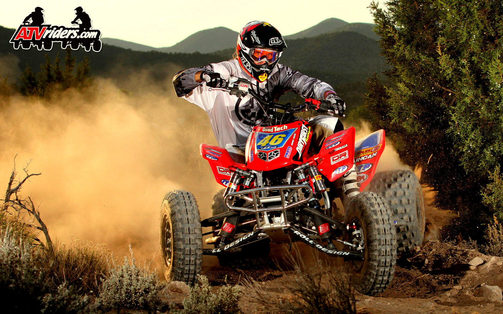 DirtFirst Featured on ATVRiders.com Wednesday Wallpapers Dirt First ...